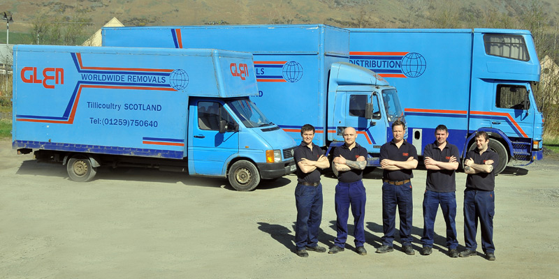 Removals Stirling | Storage Scotland | Storage Perth